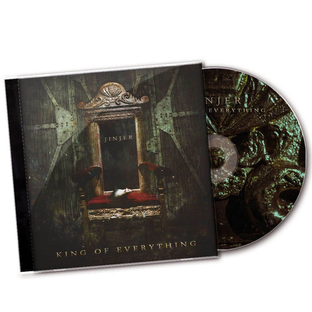 Image of CD (UNSIGNED) - Jinjer 'King Of Everything'