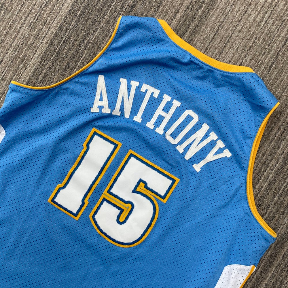 Image of Carmelo Anthony Denver Nuggets Nike Swingman Jersey