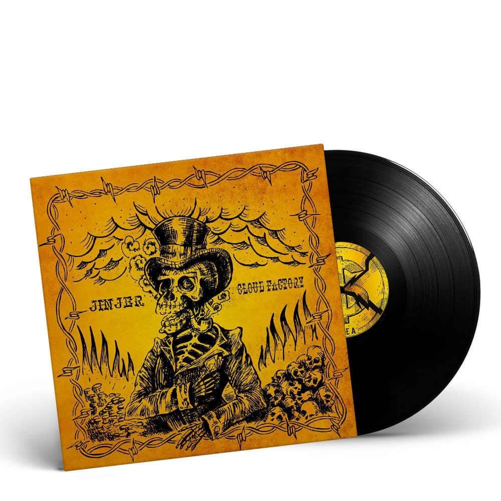 Image of JINJER - Cloud Factory - G/fold Vinyl LP