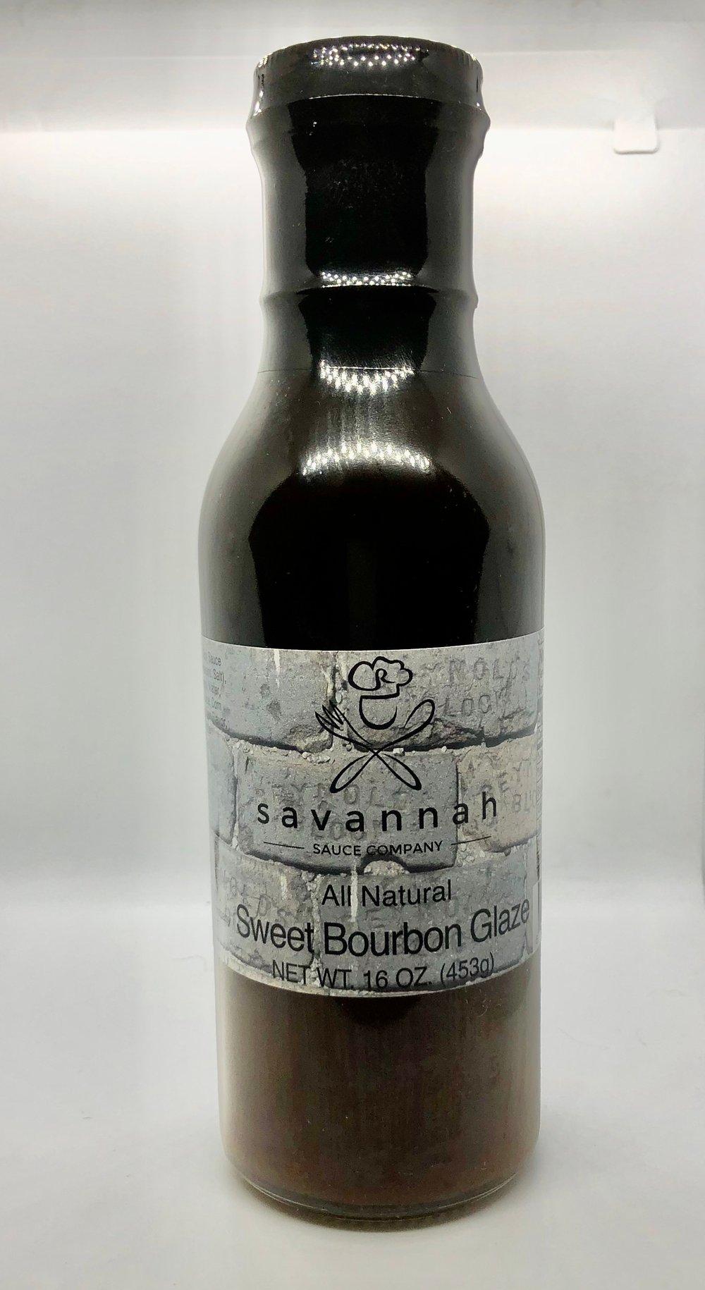 Image of Sweet Bourbon Glaze