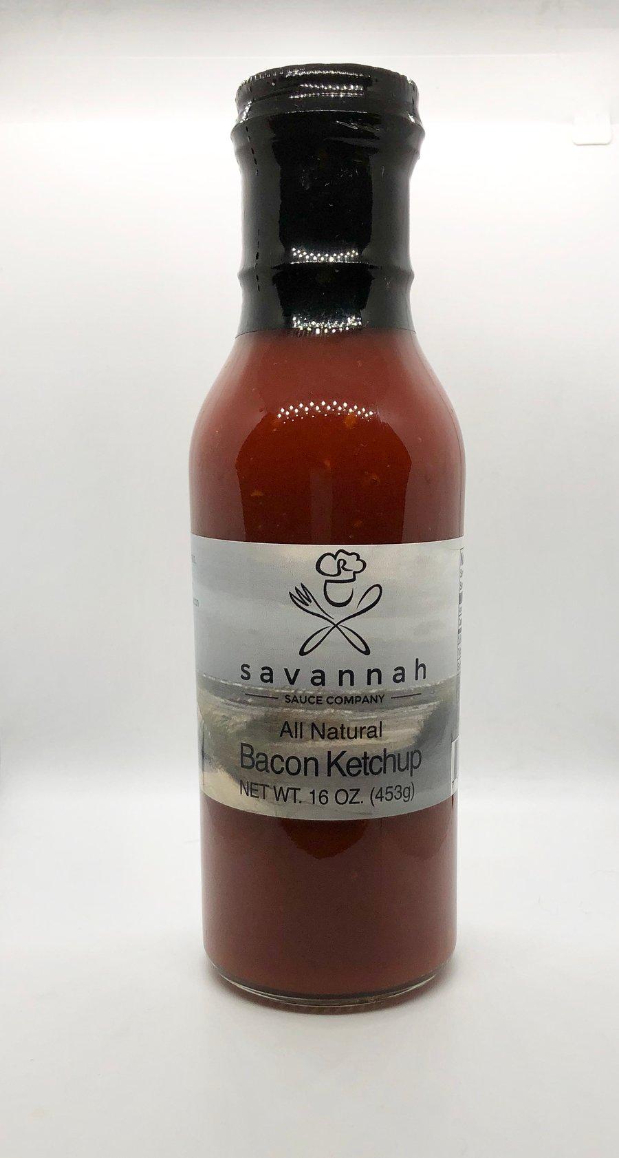 Image of Bacon Ketchup