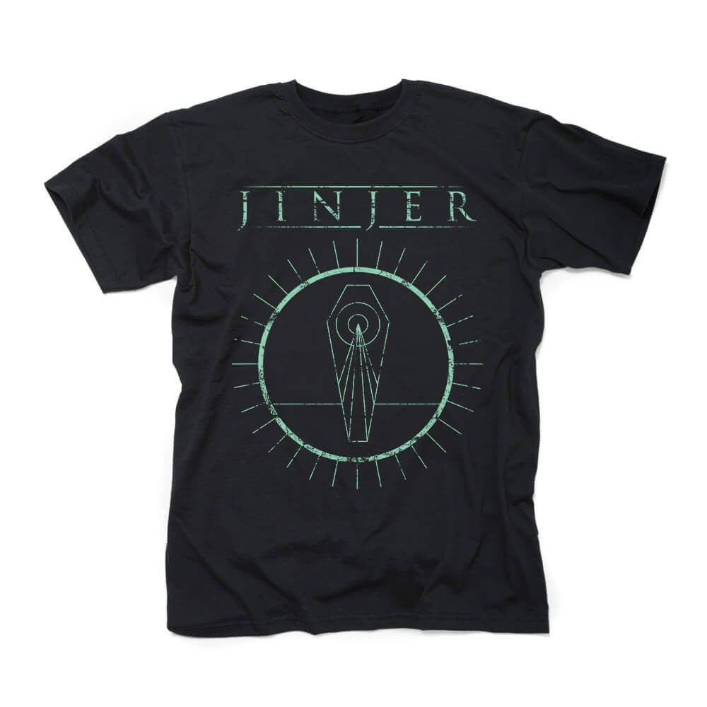 Image of T'SHIRT - Jinjer 'Pausing Death' design