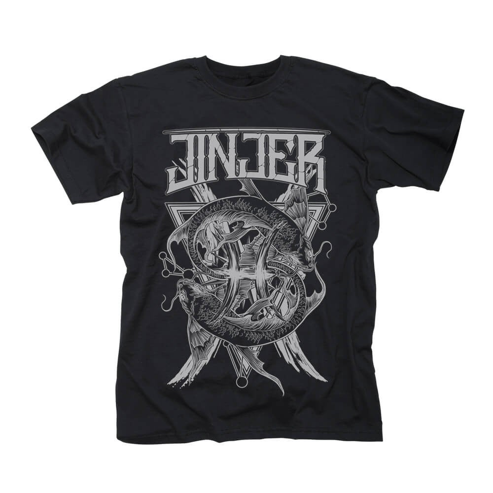 Image of JINJER - Pisces - Shirt