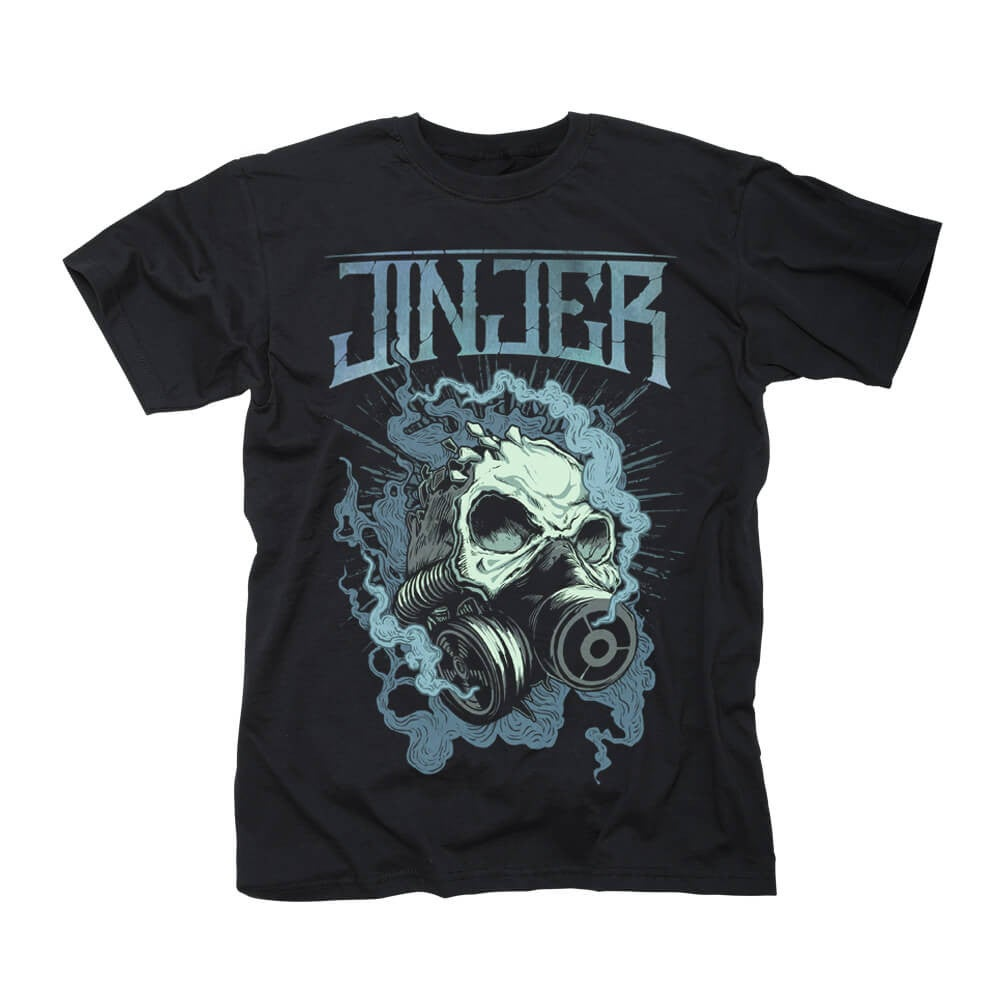 Image of JINJER - Gasmask Skull - Shirt