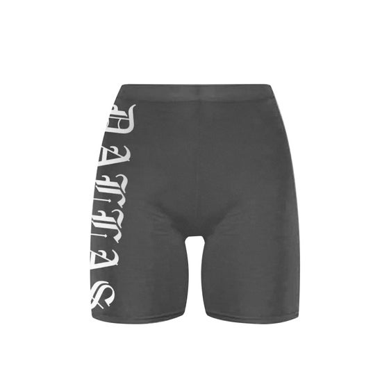 Image of DALLAS CHARCOAL BIKE SHORT