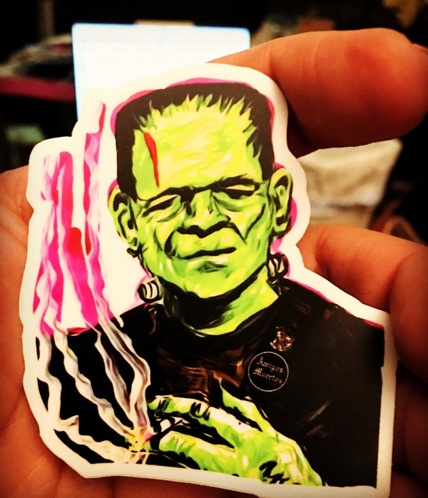 Image of Frankenstein