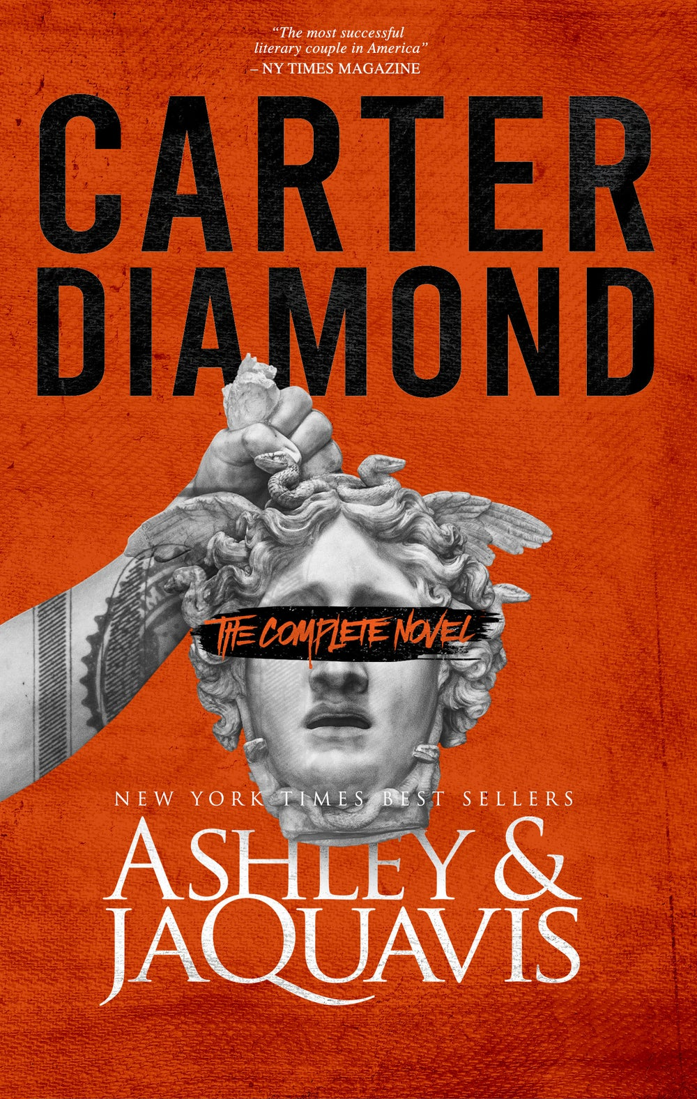 Image of     Carter Diamond :The  Full Novel
