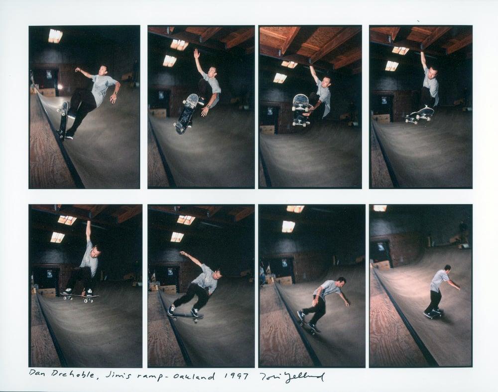 Dan Drehobl, Jims ramp Oakland 1997 by Tobin Yelland