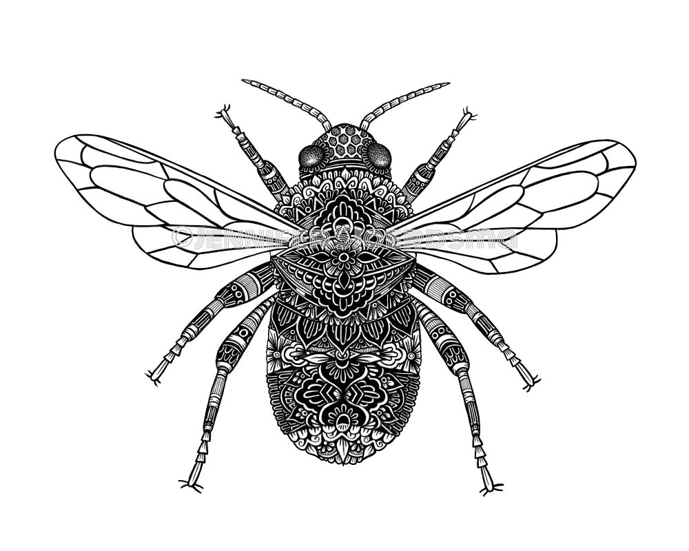 Image of Potnia the Bee