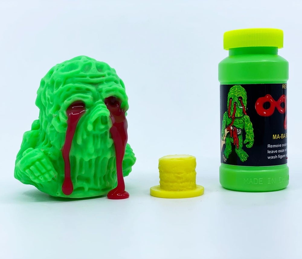 Image of OOZE-IT SUFFER