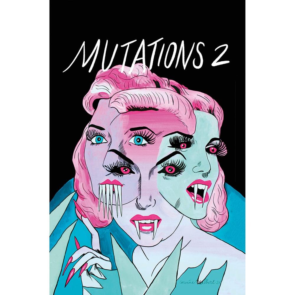 MUTATIONS ZINE NO. 2