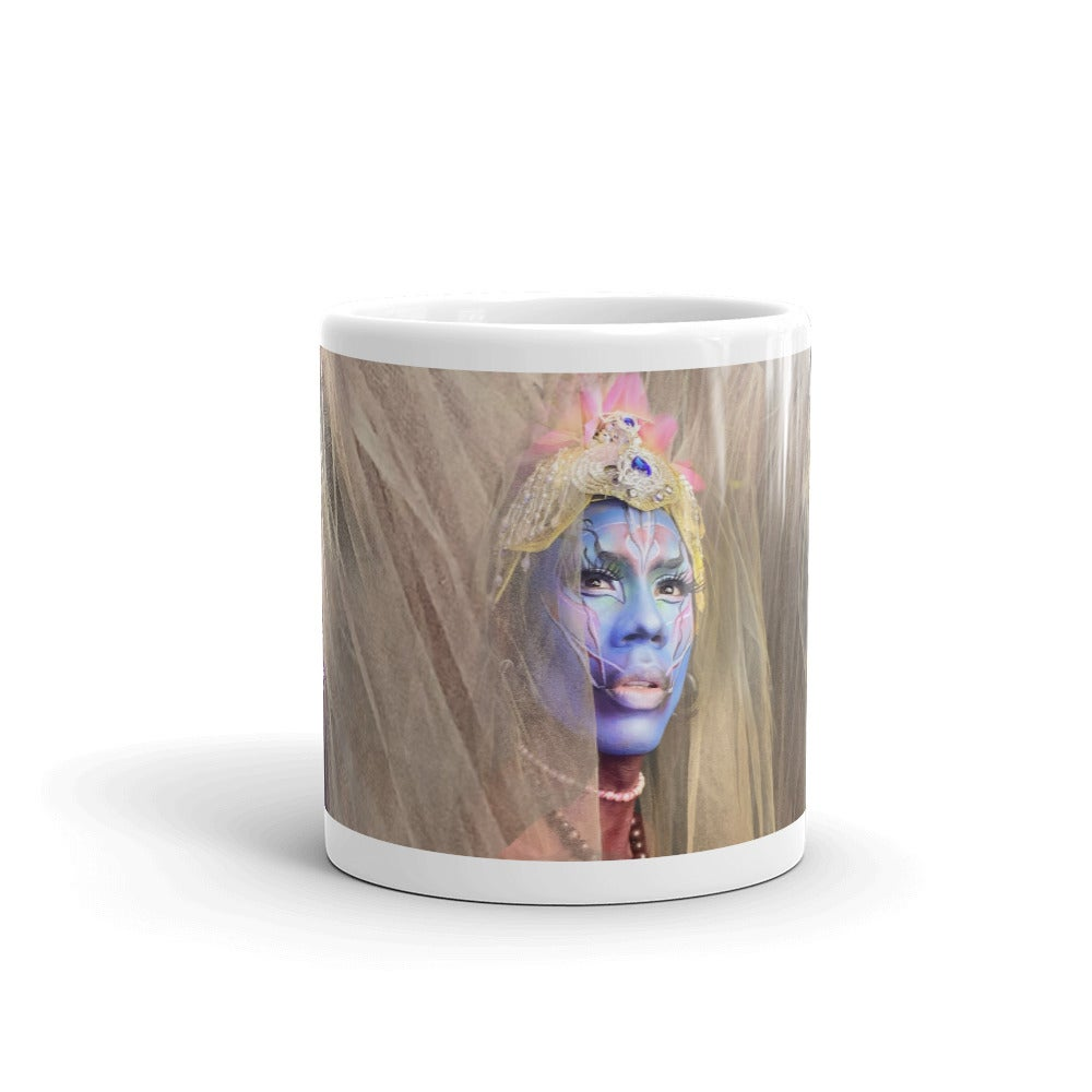 "Image of ""A Well Fabricated Tale"" Coffee Mug"