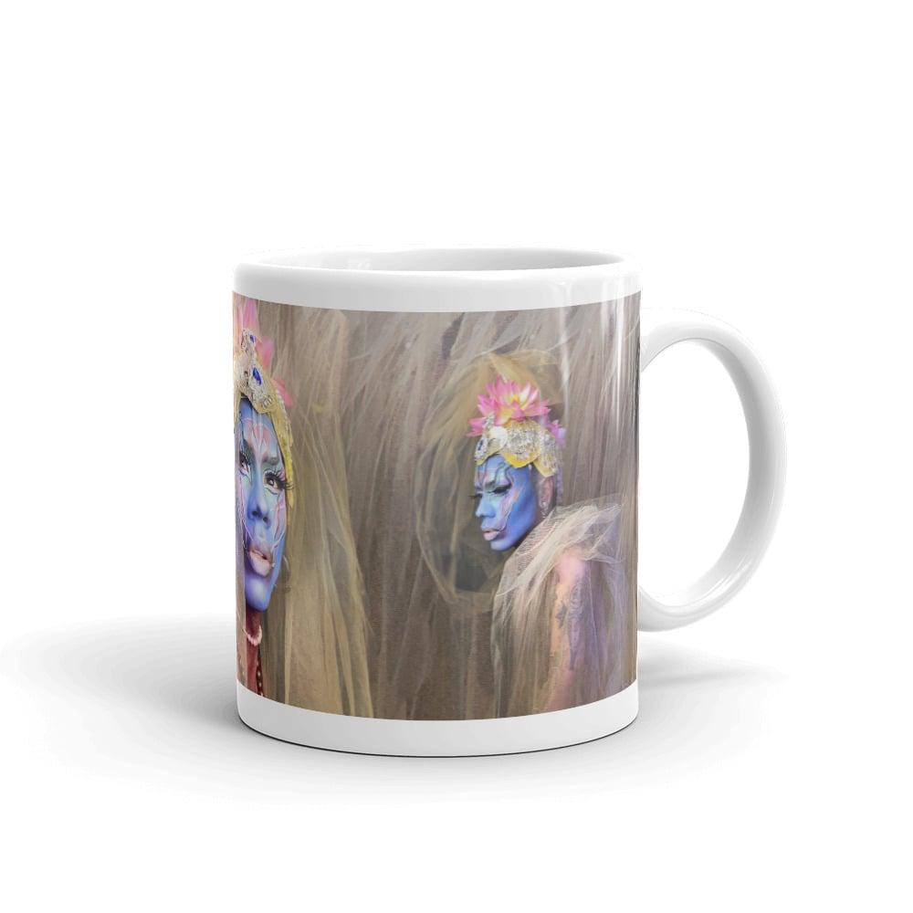 "Image of ""A Well Fabricated Tale"" Coffee Mug"