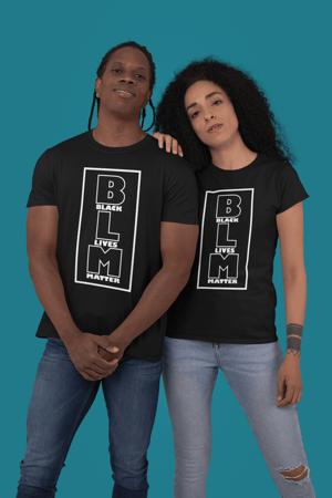 Image of BLM  - BLACK LIVES MATTER
