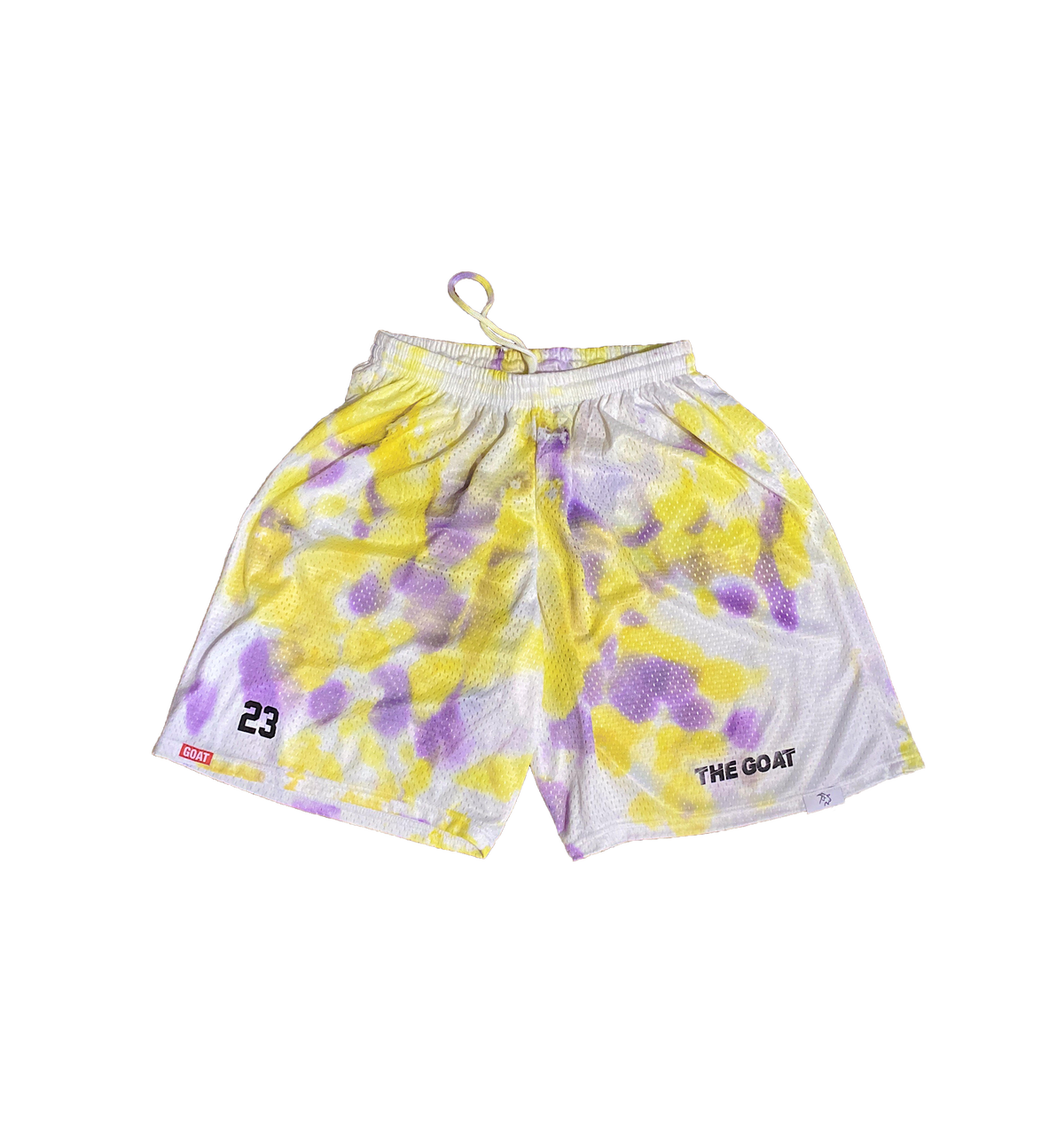 LeBron Lakers 1 of 1 Greatest Of All Time Shorts