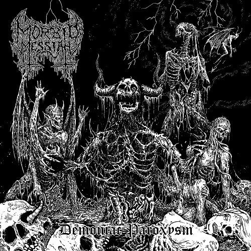 Image of MORBID MESSIAH - Demoniac Paroxysm LP