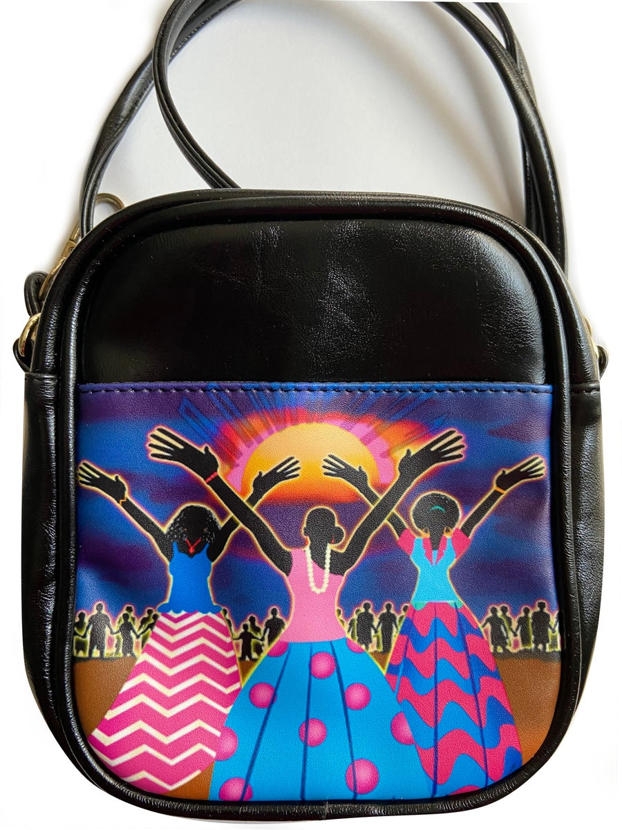 Image of Reaching Out Mini Crossbody