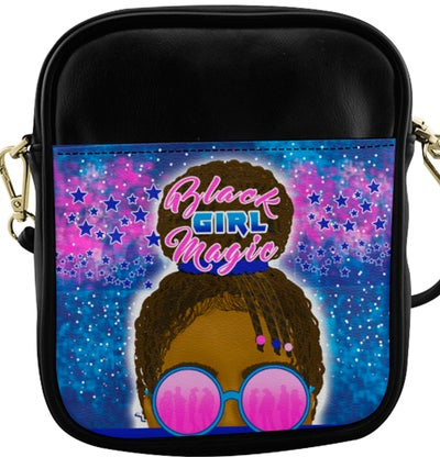 Image of Black Girl Magic Mini Crossbody