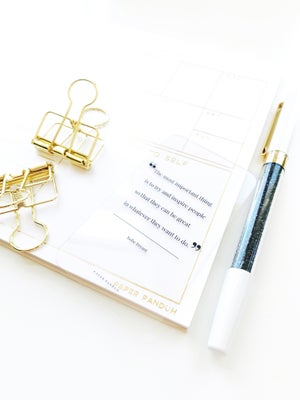 Image of Transparent Kobe Journaling Card