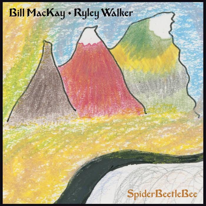 Image of SPIDERBEETLEBEEE CD