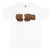 Fuk Racism T shirt white