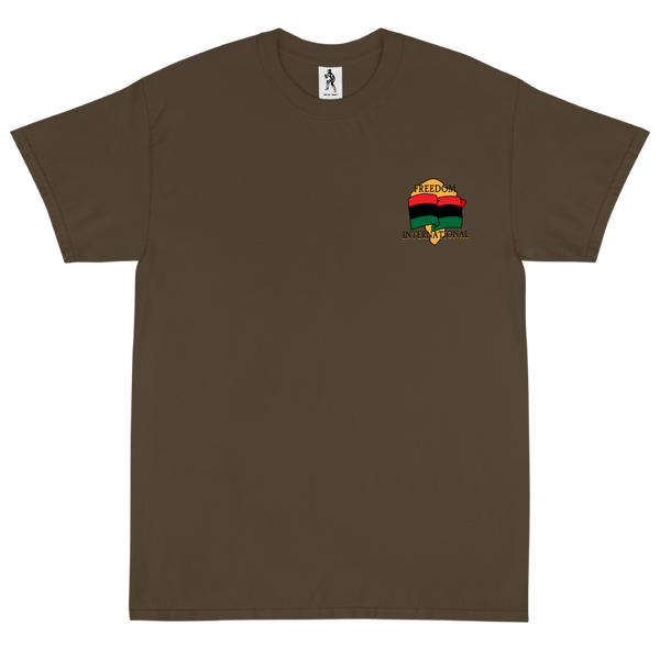 Image of Freedom International T shirt