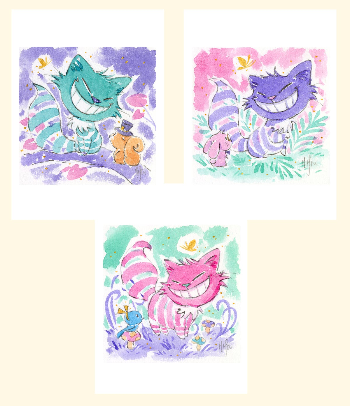 """Mad About You 3-pack 5 x 7"""" prints / AIR Exclusive"""