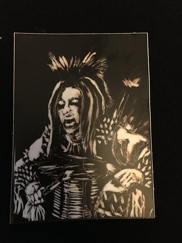Image of Black Metal Indians Ver. 1 (Limited)