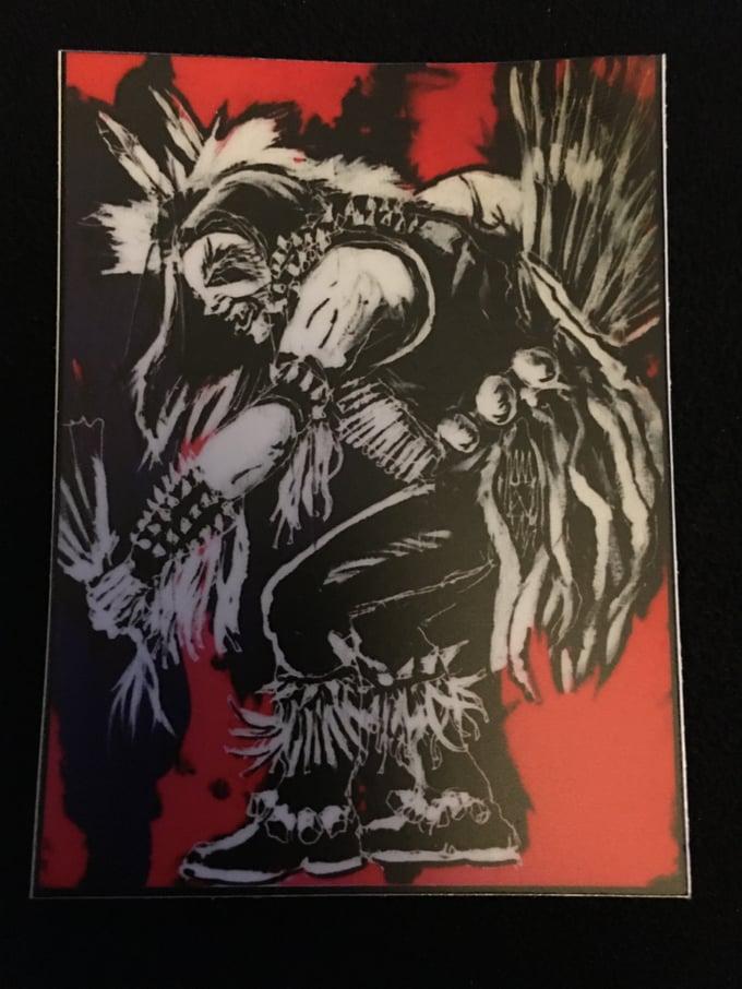 Image of Black Metal Indians ver. 2 (Limited)