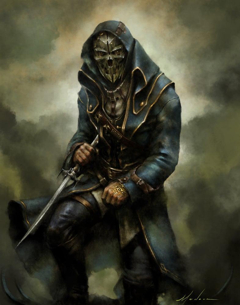 Image of Dishonored - Corvo Attano