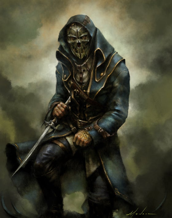Image of Dishonored - Corvo Attano