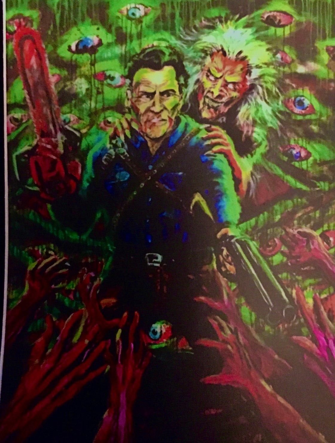 Image of Ash vs. the Evil Dead