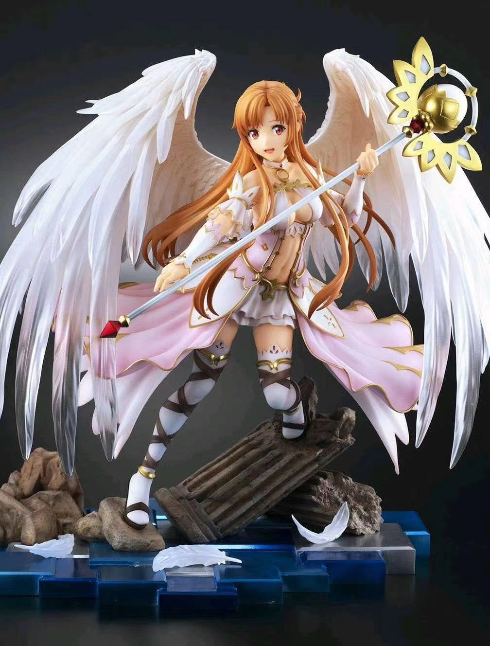 Image of  [Pre-Order]Sword Art Online War of Underworld The Soothing Angel Ver Asuna 1:7 Figure