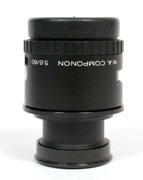 Image of Schneider Componon W.A. 60mm F5.6 Enlarger Lens for up to 6X7 negatives