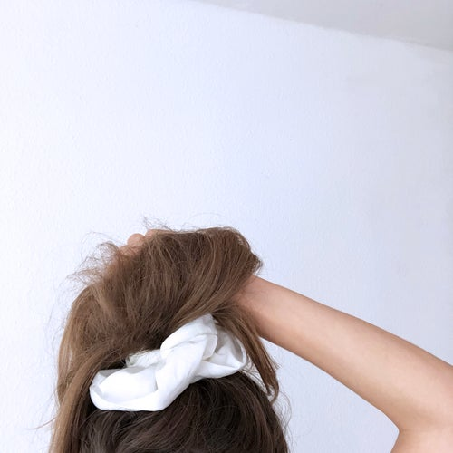Image of Handmade Scrunchie by Damaja from dead stock Cotton fabric