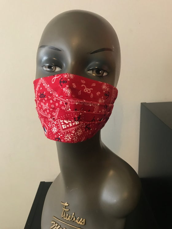 Image of Bandana face mask