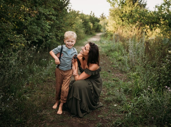 Image of Outdoor Family Mini Session