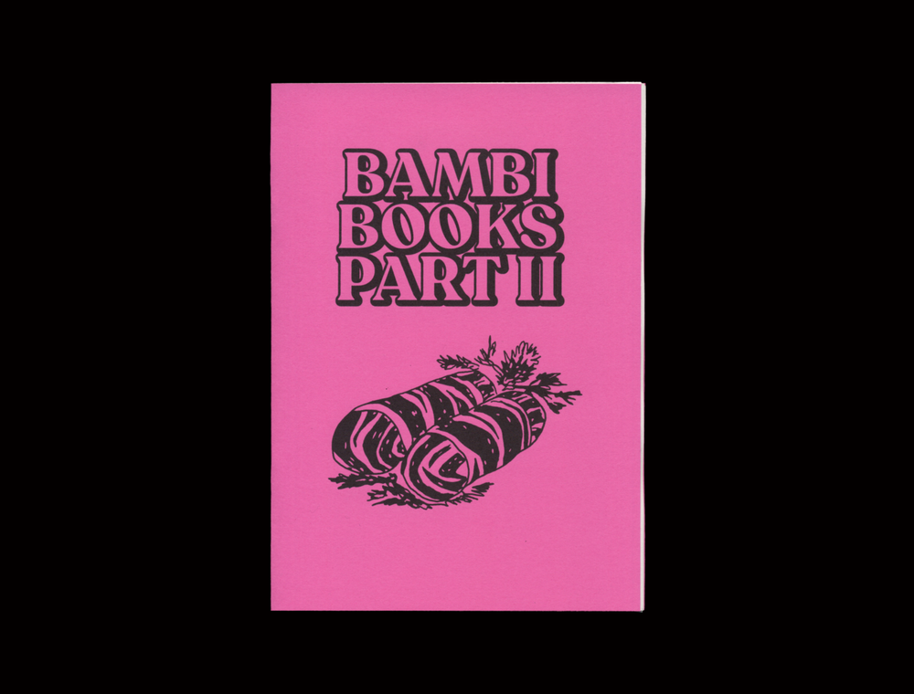 Image of Bambi Books Part II