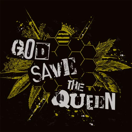 Image of God Save The Queen PGH - This Item Is Pick Up Only