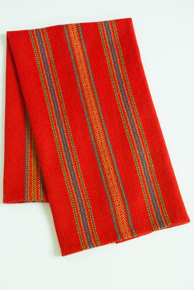 Image of spice market kitchen towel a