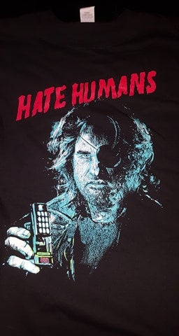 Image of HATE HUMANS #6 T SHIRT (IN STOCK)