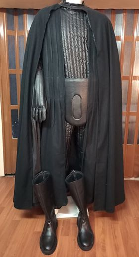 Image of VADER SOFT PARTS KIT (you choose leather or like leather and the version)