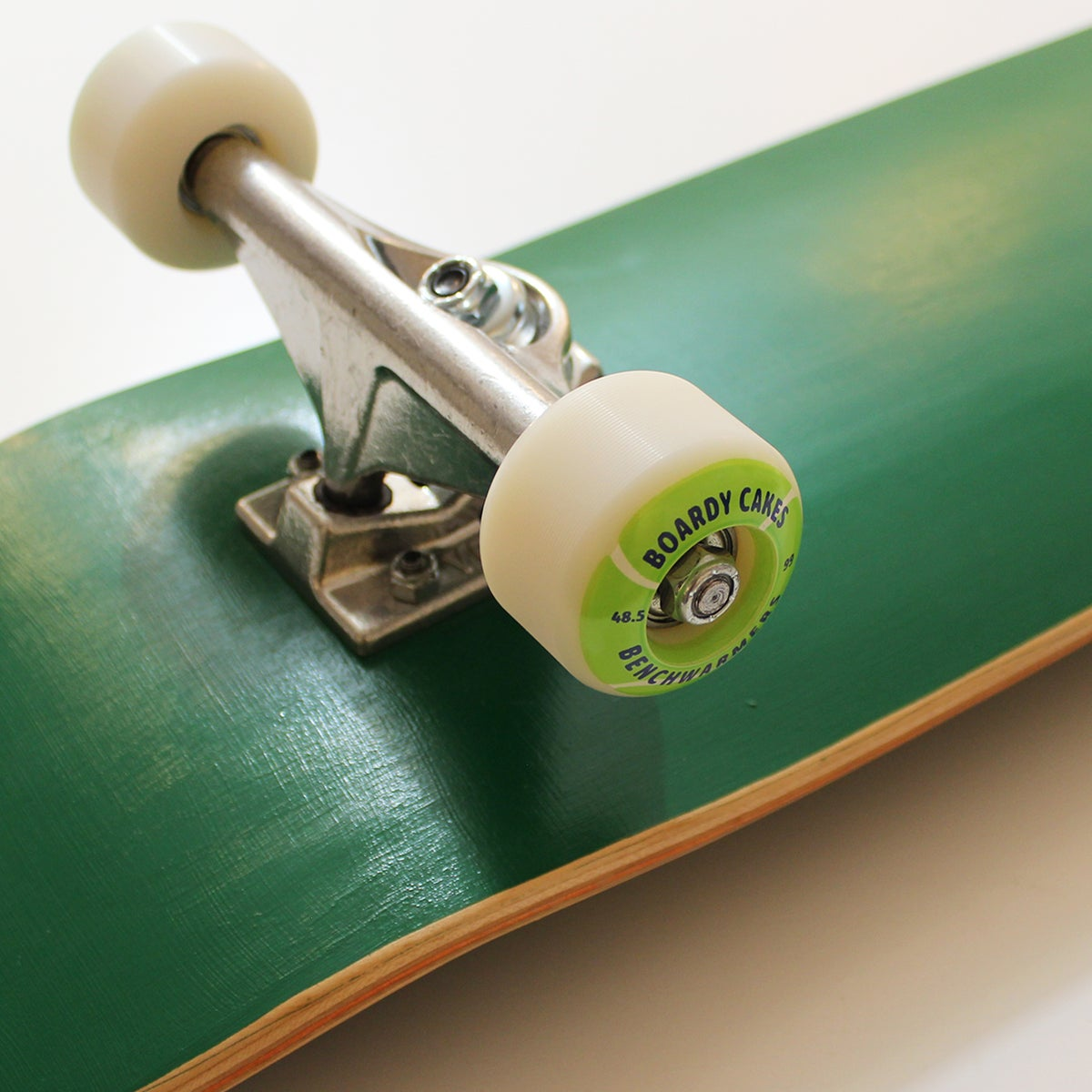 """Image of Boardy Cakes 48.5mm 99a """"Benchwarmers"""""""