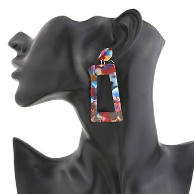 "Image of ""Pieces of A Dream"" Earrings"