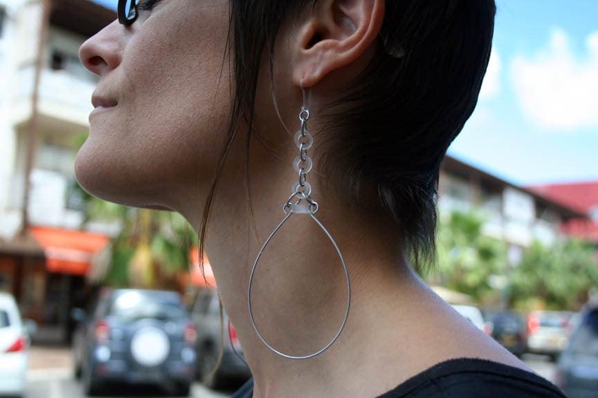 Image of Droplet Earrings