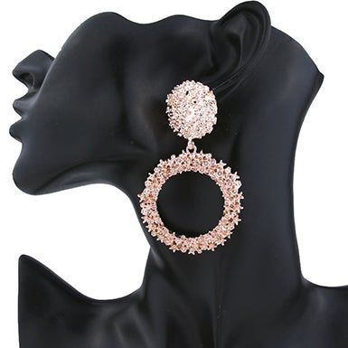 "Image of ""Halo"" Earrings"