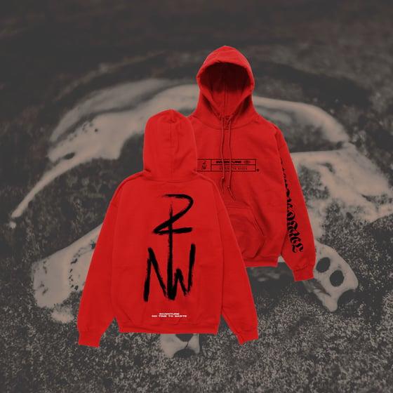 Image of NT2W Hoodie - Red