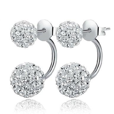 "Image of "" Dew Drop In"" Earrings"