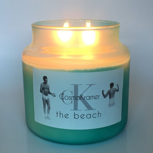 """Image of Kramer """"The Beach"""" Scented Candle"""
