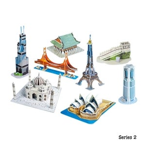 Image of World's Great Architecture Mini Series